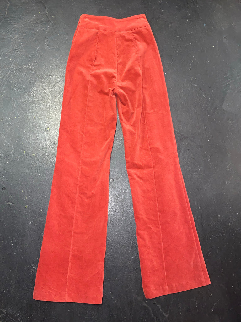 RETRO CORDUROY TROUSERS