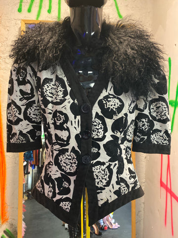 Vintage Fendi Fur Jacket