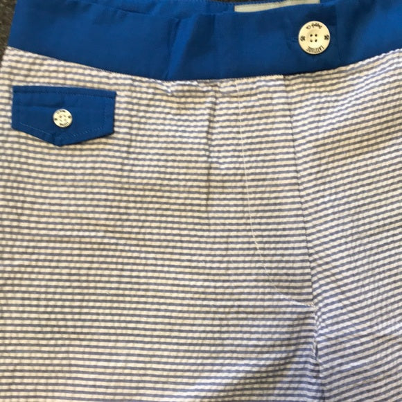 LATITUDE BLUE BOAT SHORT