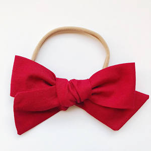 Bean & Bear Oversized Bows - BumbleBox
