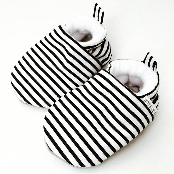 Curly & Gus Baby booties shoes baby BumbleBox Gift Box Baby gifts delivered