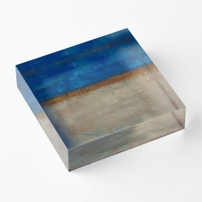 """Be Still"" 1"" Decorative Acrylic Block"