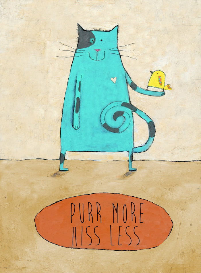 Purr More