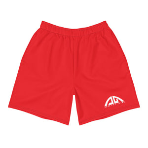AMG Logo Fleece Shorts