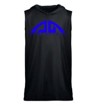 AMG Logo Sleeveless Hoodies