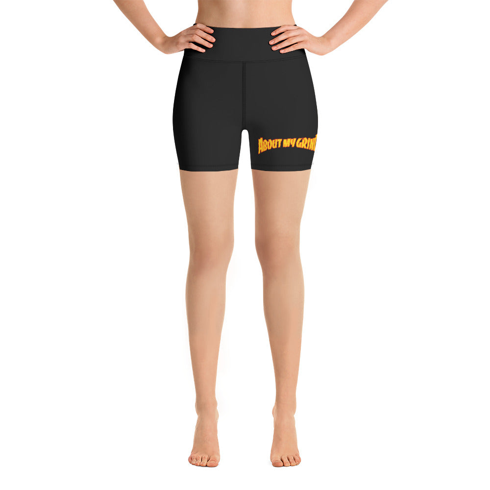 AMG Fargo Yoga Shorts