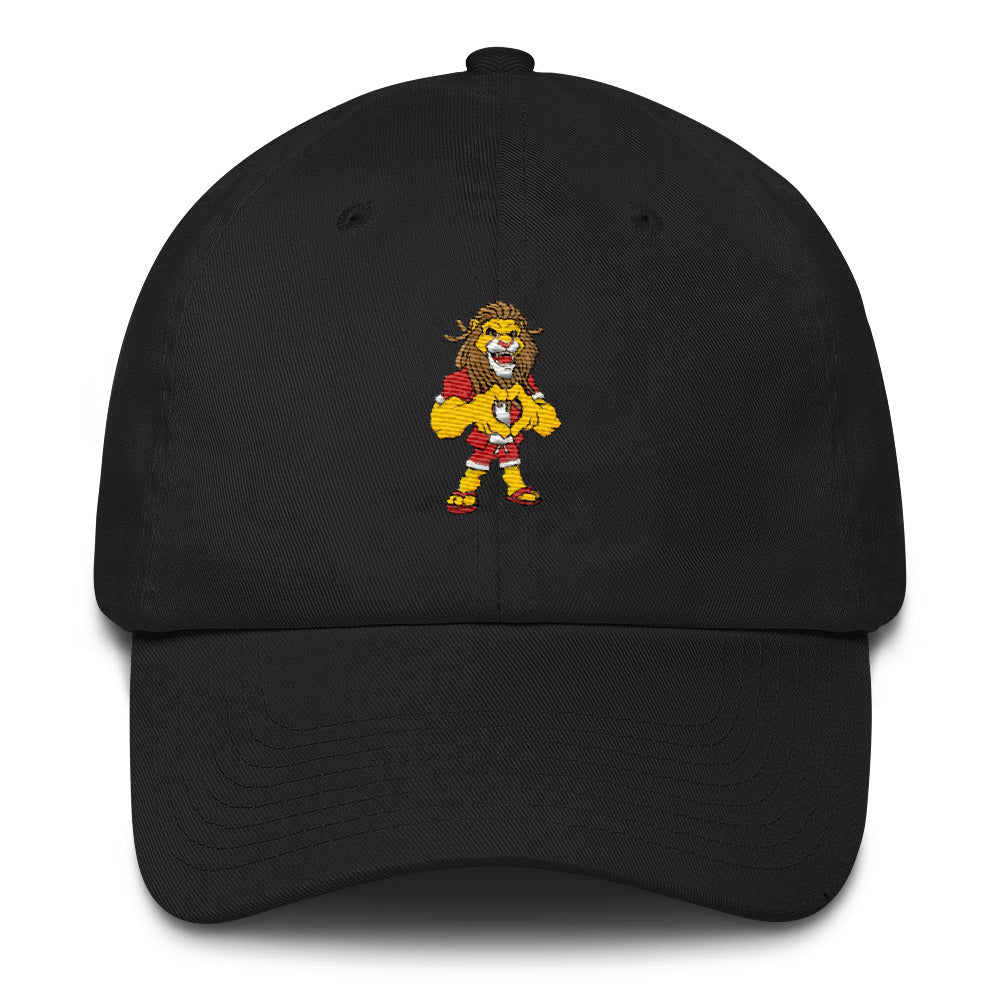 LEO the Lion Dad hat