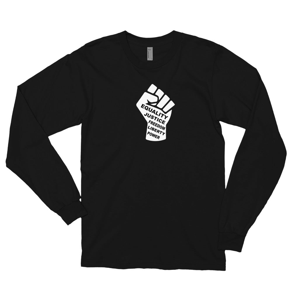 EQUALITY Long Sleeve Tee
