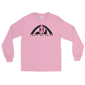 Breast Cancer Awareness  Long Sleeve Tee