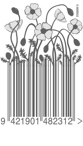 poppies barcode
