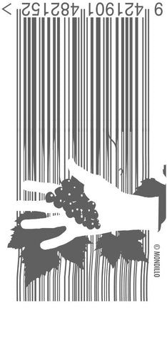 picked by hand barcode