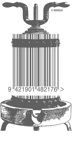 grape press barcode