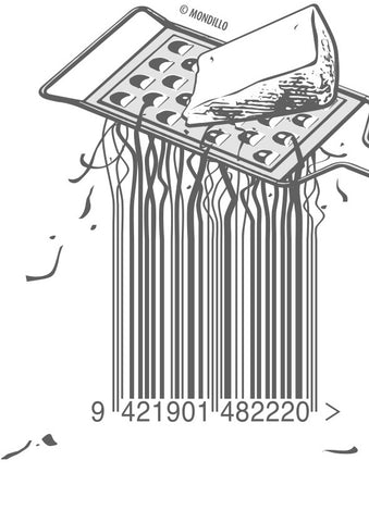 grate cheese barcode