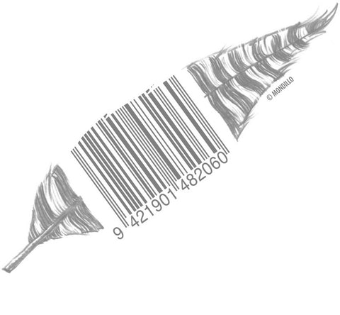 feather barcode