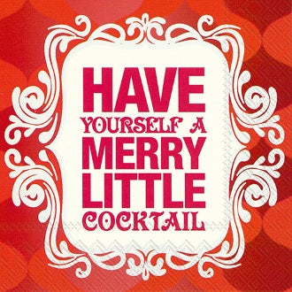 MERRY LITTLE COCKTAIL