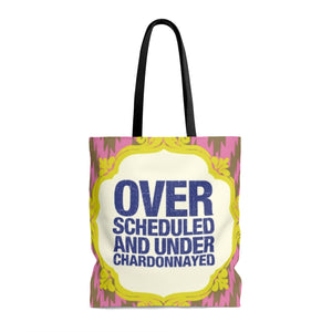 CHARDONNAYED Tote Bag