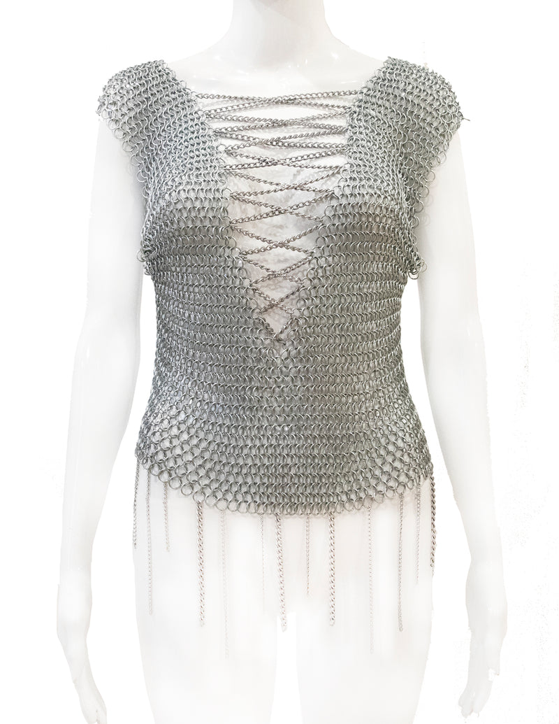 Kileen Chainmail Top