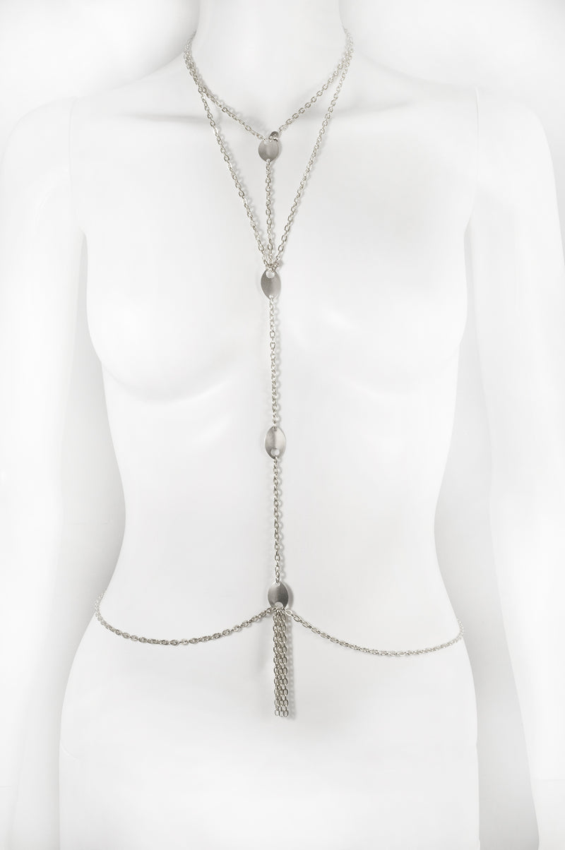 Double V Body Chain