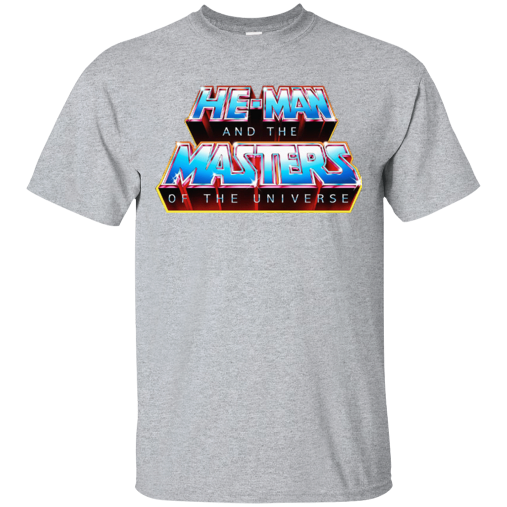 He-Man and the Masters of the Universe T-shirt