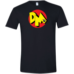 Danger Mouse Logo Softstyle T-Shirt