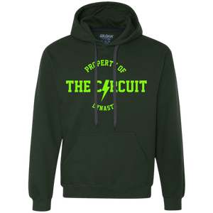 Property of the Circuit Heavyweight Pullover Hoodie