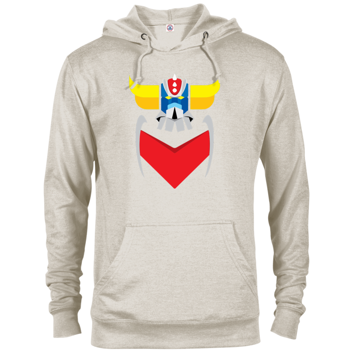 Grendizer French Terry Hoodie