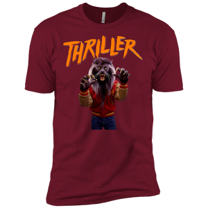 Thriller Warewolf Premium Body Fit Tee [Collector's Edition]