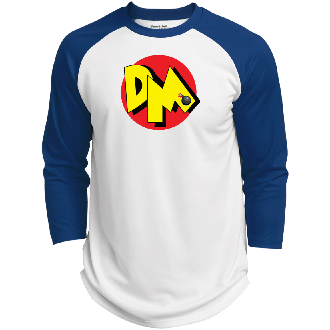 Danger Mouse Logo Baseball Jersey