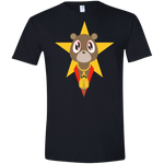 Dark Twisted Fantasy Kanye Bear Softstyle T-Shirt