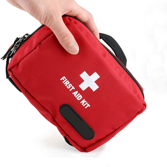 Outdoor Tactical Emergency Medical First Aid Pouch Bags Survival Pack Rescue Kit Empty Bag for outdoor Safety and Survival