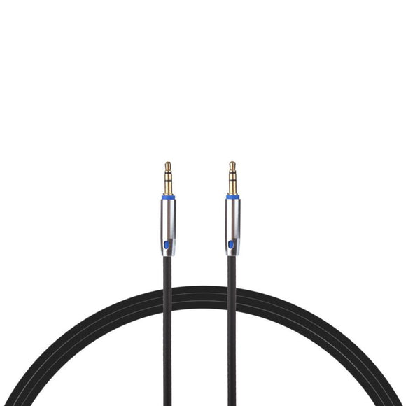 2017  Cell Phone Accessories 3.5mm Jack Male to Male Stereo Headphone Car Aux Audio Extension Cable #25 - Save Money Buy Direct