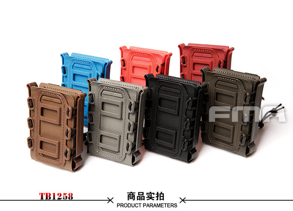 FMA Tactical  Soft Shell Scorpion  Pouch 7.62 Fast Mag Carrier TB1258 - Save Money Buy Direct