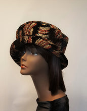 Sexy Slouchy Women's Hat Multi Colored Velvet