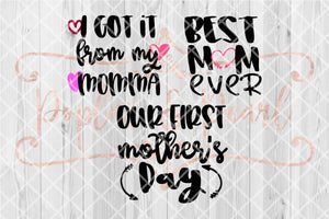 Freebie Set - Mother's Day - 5/4/2018