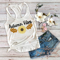 Autumn Vibes SVG DXF PNG