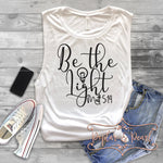 Be The Light Cut File SVG DXF PNG