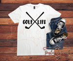 Golf Life SVG DXF PNG