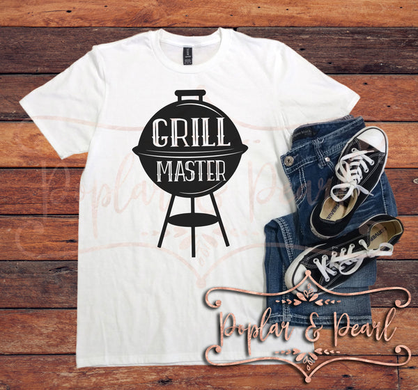 Grill Master SVG DXF PNG
