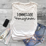 Tennessee Homegrown SVG DXF PNG