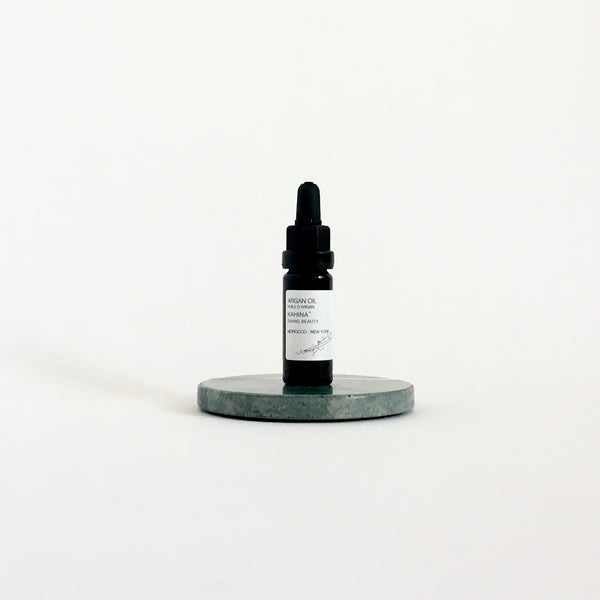 Kahina Giving Beauty Mini Argan Oil available at Oliv Beauty Market
