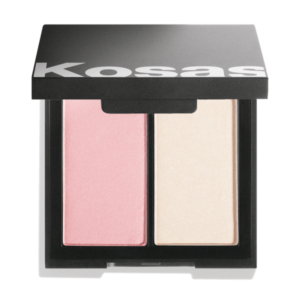 Kosas Cosmetics Longitude Zero Color & Light Powder Palette available at Oliv Beauty Market Canada