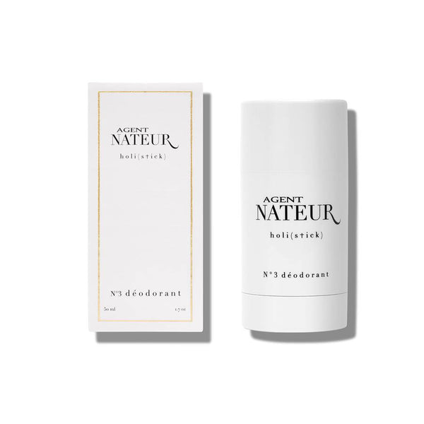Agent Nateur Holistick N3 Unisex Deodorant available at Oliv Beauty Market Canada