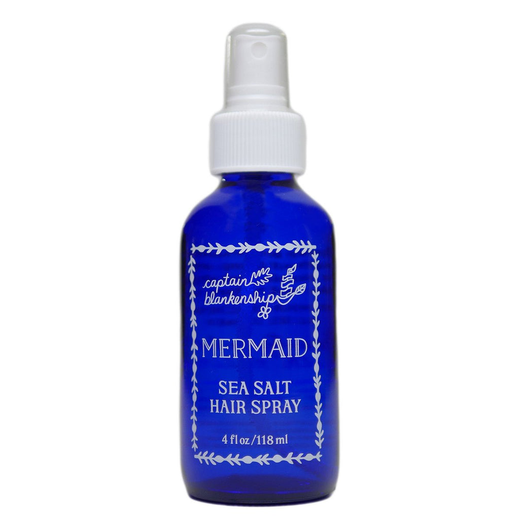 Captain Blankenship Mermaid Hairspray Small 2 ounces available at Oliv Beauty Market Canada