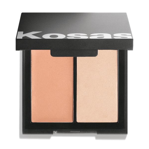 Kosas Cosmetics Tropical Equinox Color & Light Creme Palette available at Oliv Beauty Market Canada
