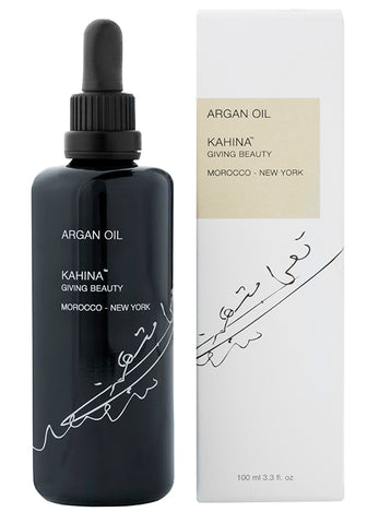 Kahina Giving Beauty Small Medium Argan Oil available at Oliv Beauty Market Canada