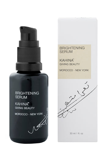 Kahina Giving Beauty Brightening Serum available at Oliv Beauty Market Canada