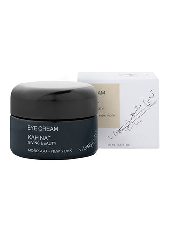 Kahina Giving Beauty Eye Cream available at Oliv Beauty Market Canada