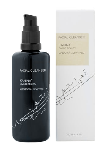Kahina Giving Beauty Facial Cleanser available at Oliv Beauty Market Canada