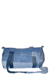 Reworked Denim Duffle Bag