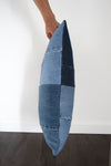 Denim Pillow Cover (B)